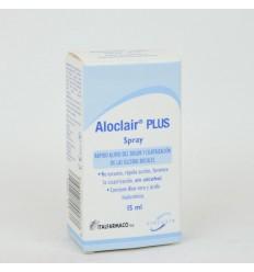 ALOCLAIR PLUS SPRAY ULCERAS - AFTAS BUCALES 15ML