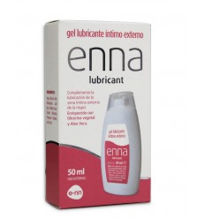ENNA LUBRICANT Gel lubricante íntimo externo 50ml