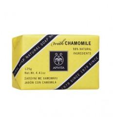 APIVITA NATURAL SOAP Jabón natural piel sensible 125 gr