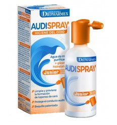 AUDISPRAY JUNIOR higiene del oido 25 ml