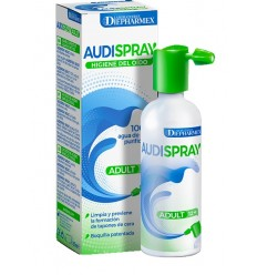 AUDISPRAY ADULT higiene del oido 50 ml