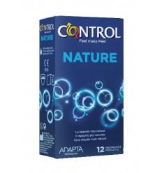 Preservativos CONTROL NATURE ADAPTA 12 unidades
