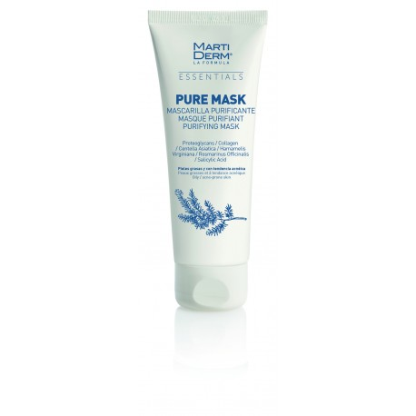 MARTIDERM ESSENTIALS Pure Mask 75 ml