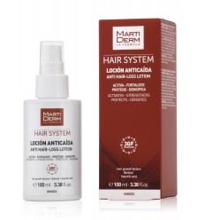 MARTIDERM HAIR SYSTEM Loción Anticaída 100 ml
