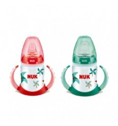 Biberon Entrena FC PP 150ml Little Friends Silicona NUK 150 ml