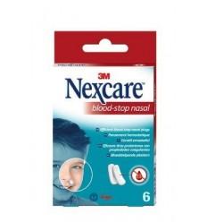 Nexcare Blood Stop tapón nasal 6 uds
