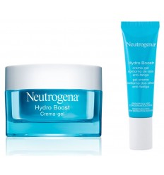 Neutrogena® Hydro Boost® Crema en Gel 50 ml  REGALO contorno de ojos anti-fatiga